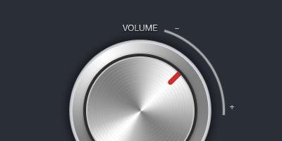 Volume Control 1