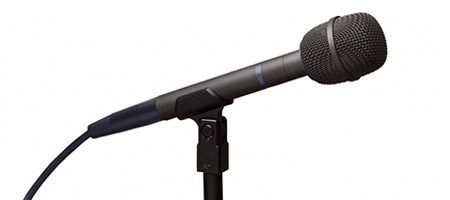 Microphones By Line